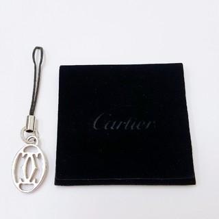 カルティエ(Cartier)のカルティエ ストラップ 中古品(ストラップ/イヤホンジャック)