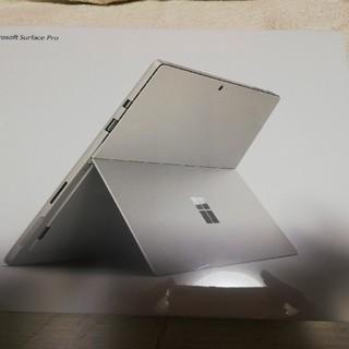 マイクロソフト(Microsoft)の新品未開封 microsoft surface pro kjt-00027(ノートPC)