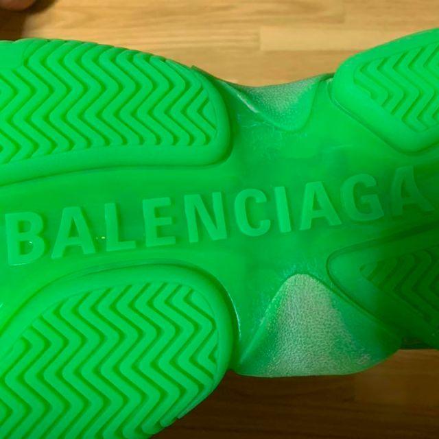 Balenciaga speed trainer triple black low