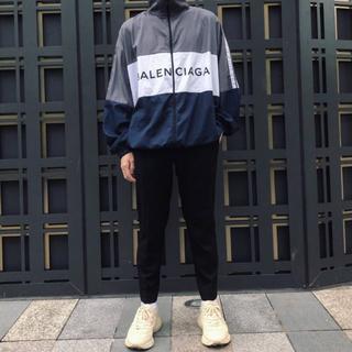 Balenciaga - Balenciaga トラックスーツ ロゴポプリンシャツ