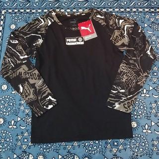 新品 プーマ 長袖 Tシャツ 150
