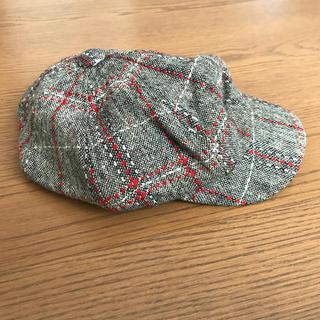 エイチアンドエム(H&M)のキャスケット帽 レディース (キャスケット)