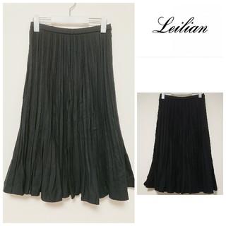 レリアン(leilian)のレリアン プリーツスカート 9(ひざ丈スカート)