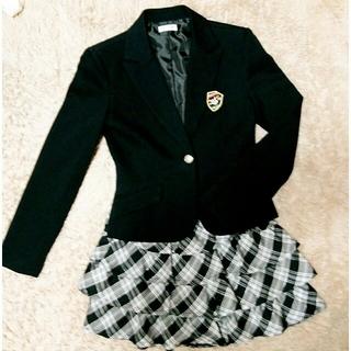 CROWN BANBY - クラウンバンビ160サイズ。卒服