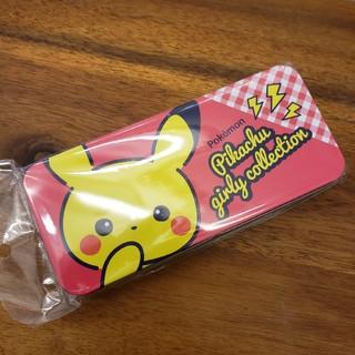 ポケモン - ピカチュウ缶ペンケース