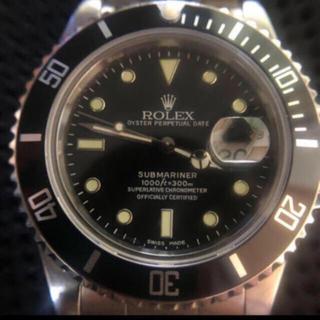 ROLEX - 防水加工ケース部品 16800 サブマリーナ