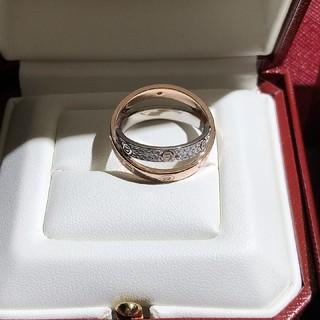 Cartier - 美品Cartier カルティエ リング 指輪 めちゃめちゃ可愛い