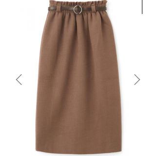 GRL - GRL ベルト付ニットタイトスカート