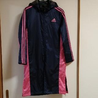 アディダス(adidas)のadidas ジュニアベンチコート 160(ウインタースポーツ)