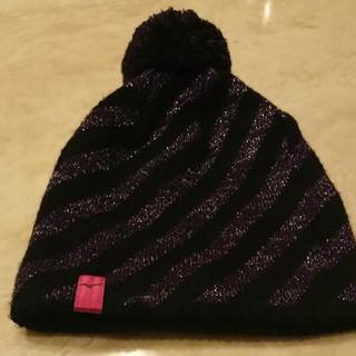 ミズノ(MIZUNO)のミズノ ボンボンニット帽(ニット帽/ビーニー)