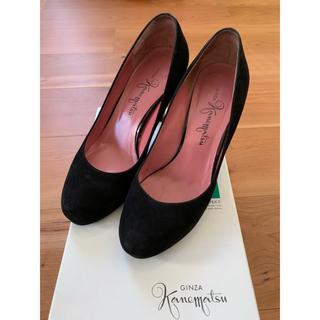 GINZA Kanematsu - 美品 銀座かねまつ パンプス 靴