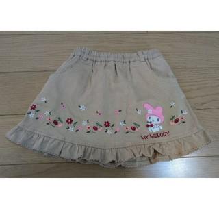 サンリオ - マイメロディ スカート 90サイズ