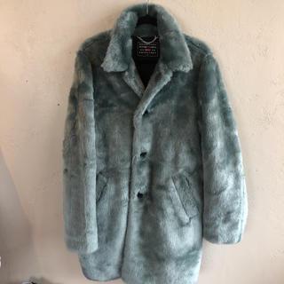 シュプリーム(Supreme)のsupreme hysteric glamour fox fur coat(モッズコート)
