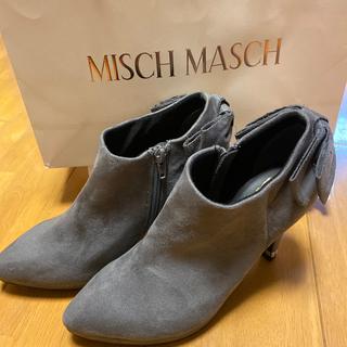 ミッシュマッシュ(MISCH MASCH)のミシュマッシュ ブーツ レディース   ショートブーツ(ブーツ)