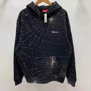 Supreme - Supreme 16AW Spider Web Hooded パーカー