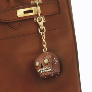 L'Appartement DEUXIEME CLASSE - アパルトモン チャーム ENDPIN SCULL KEY CHAINS