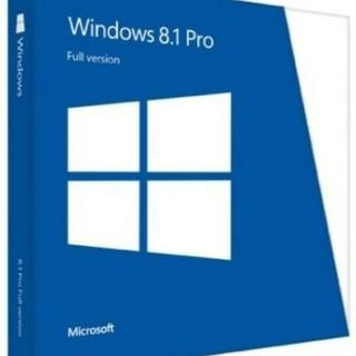 マイクロソフト(Microsoft)のwindows 8.1 Pro(PCパーツ)