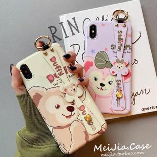 iPhone - ⭐iPhone7/8 Plus ケース ハンドベルト付 大人可愛い オシャレ
