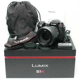 Panasonic - パナソニック ルミックス/Panasonic LUMIX DC-S1R 標準ズー