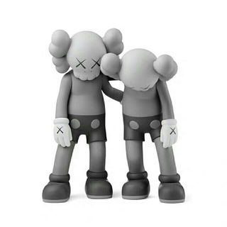 MEDICOM TOY - KAWS ALONG THE  WAY Brown 1体 カウズ バツ ユニクロ