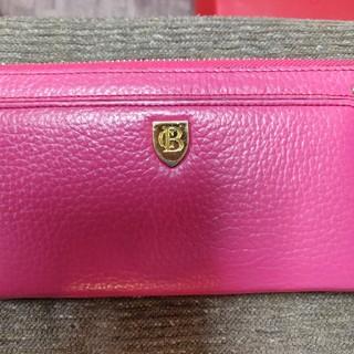 バーバリーブルーレーベル(BURBERRY BLUE LABEL)のクレストブリッジ ブルーレーベル 財布(財布)
