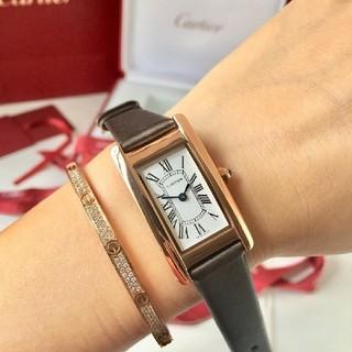 Cartier - 美品 カルティエ レディース 腕時計