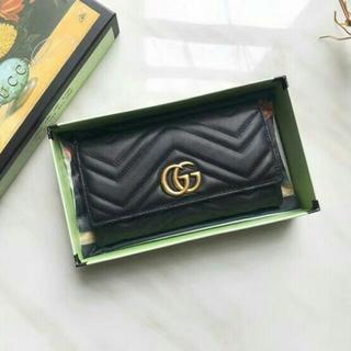 Gucci - Gucci 財布 黒