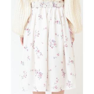 LIZ LISA - LIZ LISA(リズリサ)新品未使用 ノスタルジックフラワースカート