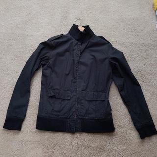 ビームス(BEAMS)のBEAMS ジャケット 黒 ラージサイズ(ブルゾン)