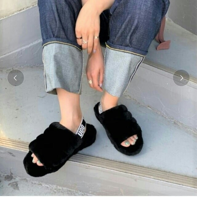 UGG(アグ)のUGGサンダル?美品 レディースの靴/シューズ(サンダル)の商品写真