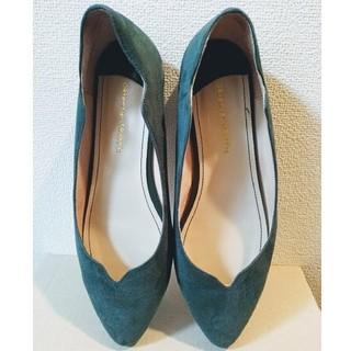 オリエンタルトラフィック(ORiental TRaffic)の【靴】Oriental Traffic パンプス モスグリーン(ハイヒール/パンプス)