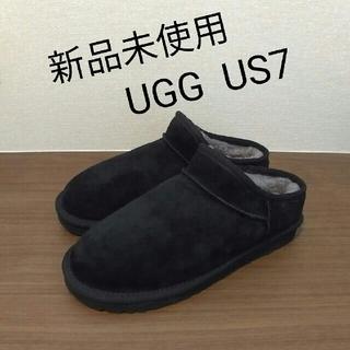 アグ(UGG)の新品未使用☆アグUS7(ブーツ)