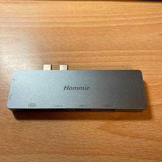 MacBook Pro/Air専用 8in1 USB3.0変換アダプタ