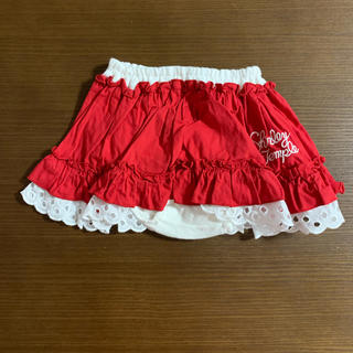 Shirley Temple - シャーリーテンプル スカパン90センチ