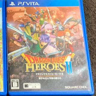 PlayStation Vita - vita ドラクエ セット 送料無料