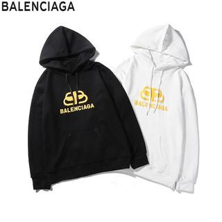 バレンシアガ(Balenciaga)の[2枚9000円送料込み]BALENCIAGAパーカー2色新品(パーカー)