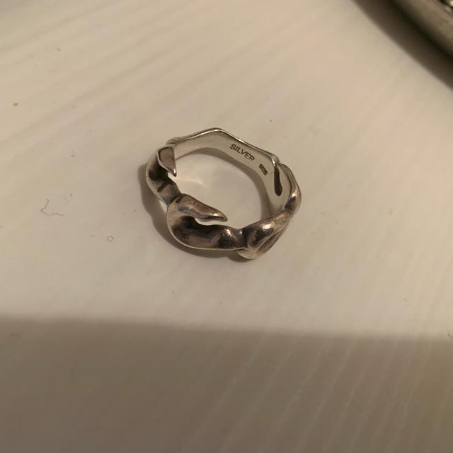 TOGA(トーガ)のシルバー925刻印 Vintage ring メンズのアクセサリー(リング(指輪))の商品写真