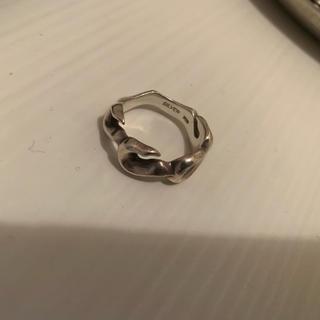 トーガ(TOGA)のシルバー925刻印 Vintage ring(リング(指輪))