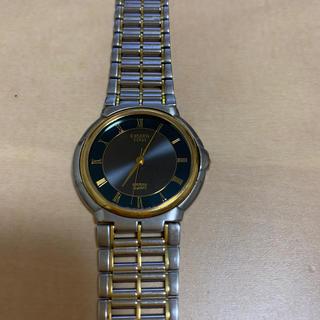 シチズン(CITIZEN)のシチズン エクシード EUROS 腕時計(腕時計(アナログ))