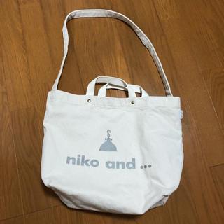 niko and... - niko and… ❁⃘ トートバッグ