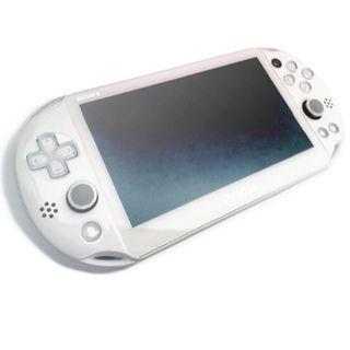 PlayStation Vita - 【美品】PlayStation®Vita ホワイト PCH2000 ZA12