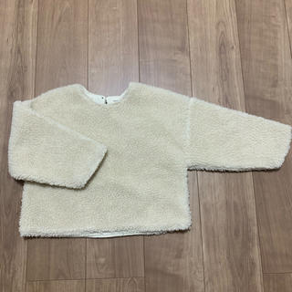 韓国子供服 モンミミ プルオーバー