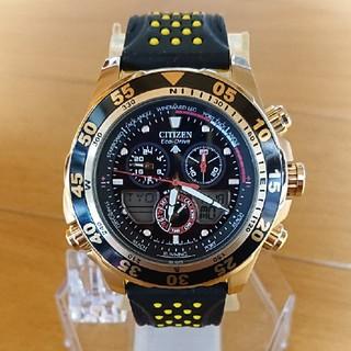 シチズン(CITIZEN)のCITIZENプロマスターエコドライブ ヨッティングワールドタイム(腕時計(アナログ))