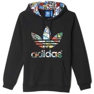 adidas - adidas♡ マルチ パーカー
