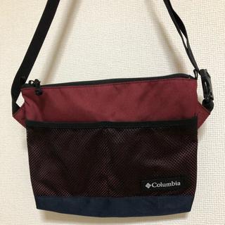 コロンビア(Columbia)のColumbia サコッシュ 未使用品(ボディーバッグ)