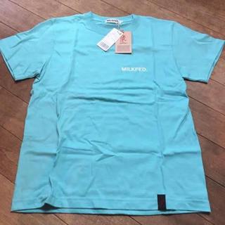 MILKFED. - MILKFED. gramicciコラボ Tシャツ