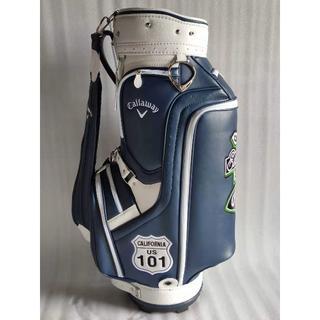 Callaway Golf - Callaway限定ゴルフバッグ 米カリフォルニアオープン記念版ゴルフバッグ青