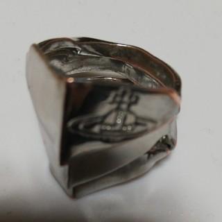 ヴィヴィアンウエストウッド(Vivienne Westwood)のヴィヴィアンウエストウッド ナックルダスターリング(リング(指輪))