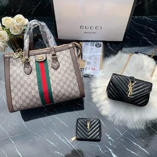 Dior - DIOR ショルダーバッグ 財布 3点セット 可愛い ブラック 大人気