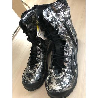 アシックス(asics)の☆asics 安全靴 ウィンジョブ 新品未使用☆(その他)